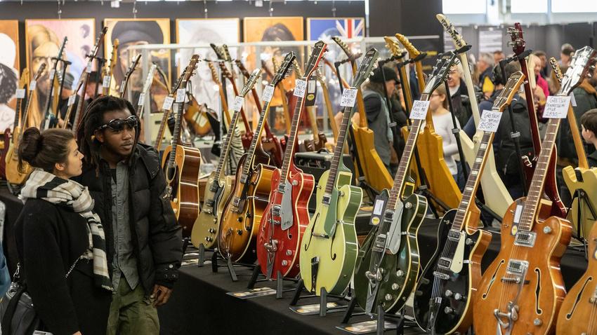 Musikmesse 2020: Mit der International Vintage Show in die Geschichte von Gretsch eintauchen