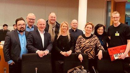 Rückblick auf Fachgespräch im Deutschen Bundestag - Baurechtliche Anerkennung von Musikclubs als Kulturstätten rückt näher