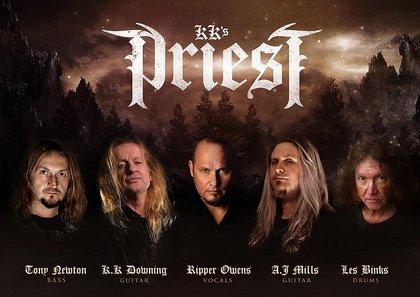 Point of Entry - Judas Priest: Ex-Gitarrist KK Downing gründet neue Band mit Ex-Mitgliedern