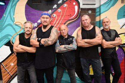 Nice boys don't play rock'n'roll - Rose Tattoo: Große Deutschlandtour startet in Kürze