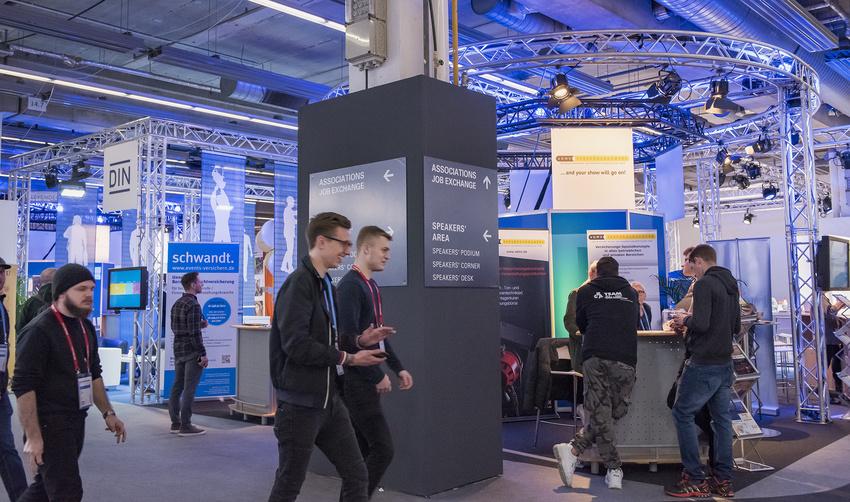 Die Prolight + Sound in Frankfurt findet 2021 als Hybrid Edition statt