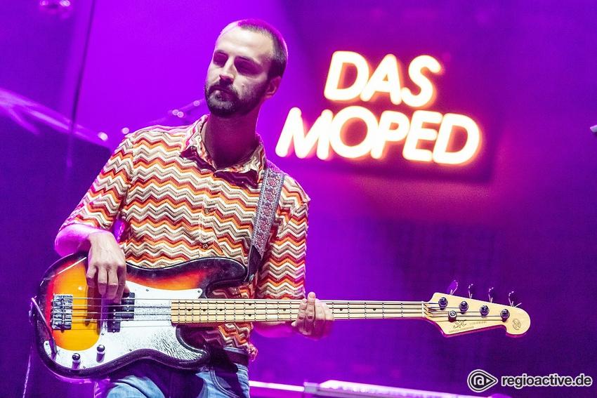 Das Moped (live in Mannheim 2020)