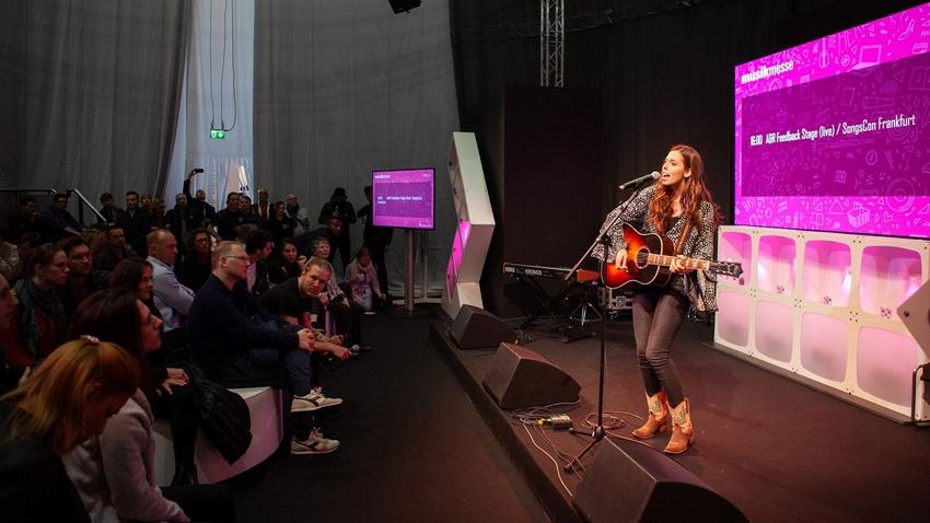 European Songwriting Awards und SongsCon auf Musikmesse 2020