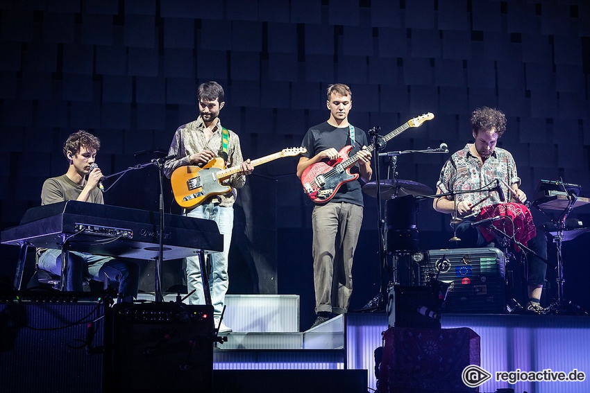 AnnenMayKantereit (live in Mannheim 2020)