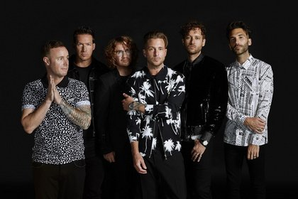 """Mit neuem Album """"Human"""" - OneRepublic spielen im Oktober 2020 vier Konzerte in Deutschland"""