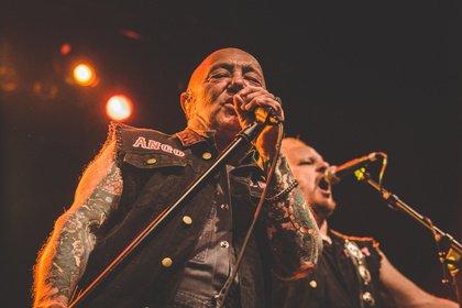 Rock'n'Roll Outlaws - Rose Tattoo überzeugen in der Batschkapp Frankfurt durch Erfahrung