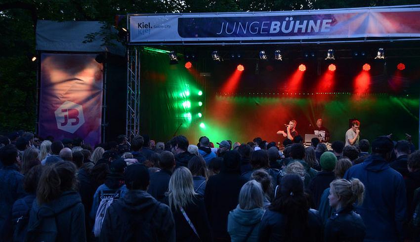 Junge Bühne der Kieler Woche 2020: Nach Voting und Fachjury steht das Programm fest