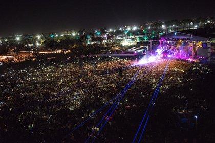 Zum ersten Mal in 21 Jahren - Coachella Festival in Kalifornien wird auf Oktober verschoben