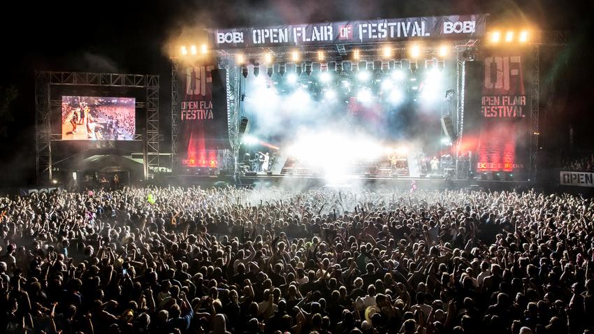 Maik Strübe vom Open Flair Festival über Booking und seine Bewerbungstipps für Bands