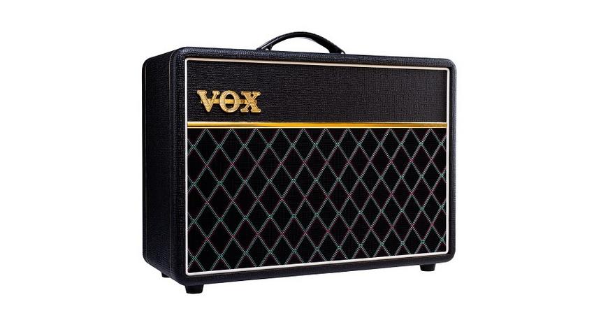 Die VOX AC Custom Serie in der limitierten VINTAGE BLACK Edition!