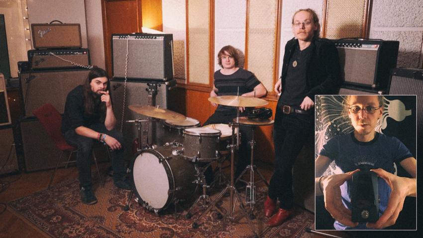 Tuner-Gewinner Kiryk Drewinski über das KORG-Gear und den Sound seiner Band WEDGE