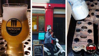 Zwischen Spenden und kreativen Ansätzen - So gehen Gastronomen in Mannheim und Umgebung mit der Coronakrise um