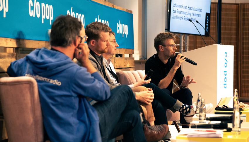 Die c/o pop Convention streamt Talks und Tutorials am 24. und 25. April 2020