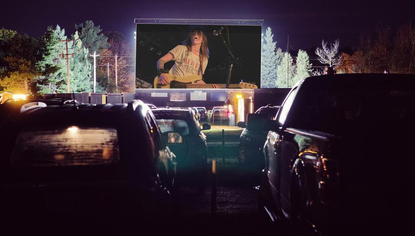Autokino-Konzerte –ein Lichtblick für die Livebranche in Zeiten der Corona-Pandemie?