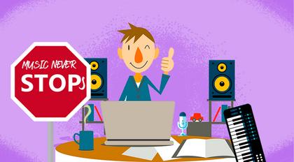 Tipps vom t.blog-Team - Wie du Fortschritte beim Songwriting machst