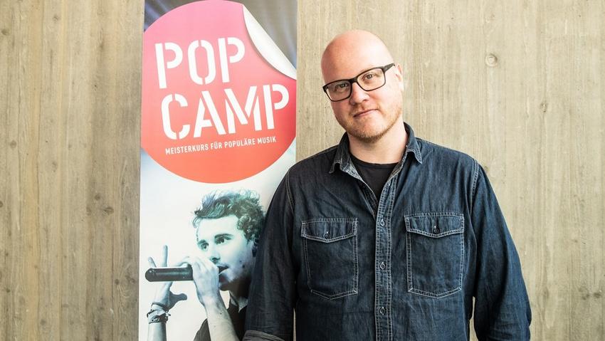 Bandförderprojekt PopCamp: Jens Eckhoff über den Sprung in die Professionalität