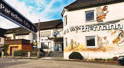 Corona-Update - Thomann-Shop in Treppendorf öffnet ab Montag, den 11. Mai 2020