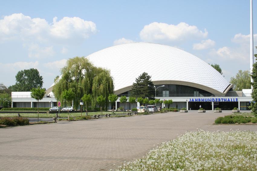 """Jahrhunderthalle Frankfurt bietet mit """"Stage Drive"""" Kulturveranstaltungen in Corona-Zeiten"""