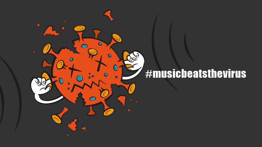 #musicbeatsthevirus: Erfolgreicher Start dank toller Beiträge