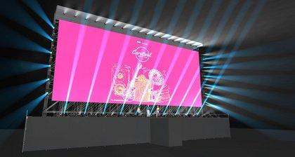 Ab Ende Mai - CARStival Autokino in Mannheim bietet neben Kino auch viel Live-Musik