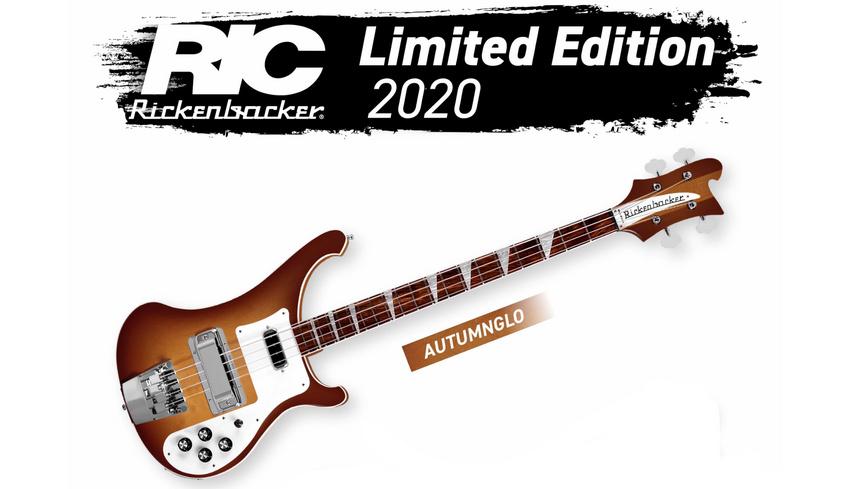 Limited Edition: Rickenbacker veröffentlicht 4003er Bässe in Autumnglo und Satin Mapleglo