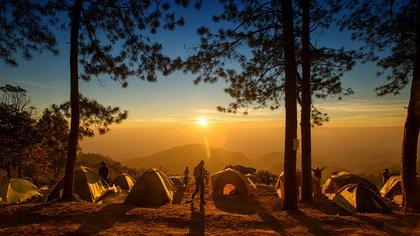 Einmalige Erfahrung - 7 Tipps für komfortables Open-Air-Camping