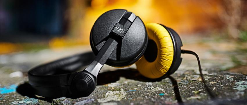DJ- und Monitoring-Kopfhörer HD 25