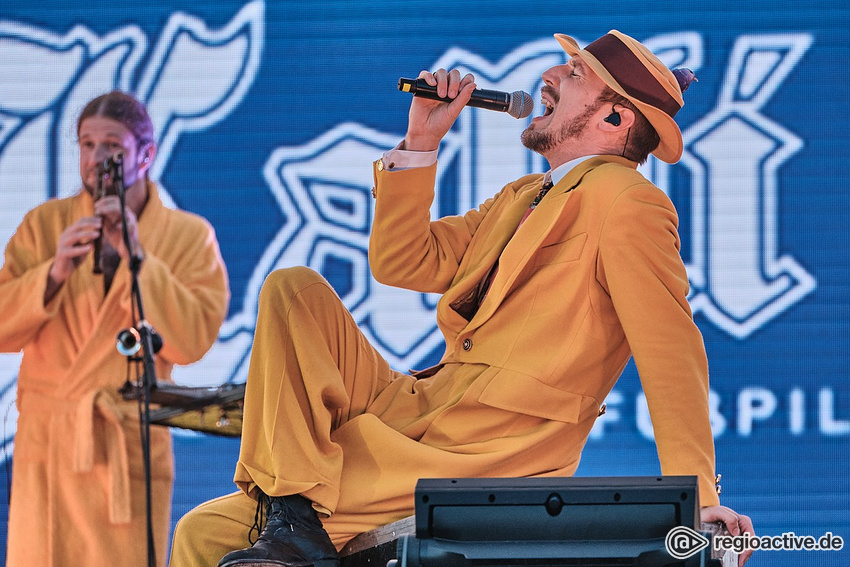 Alligatoah (live in Mannheim 2020)
