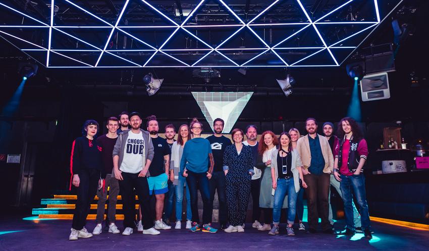 Die Heidelberger halle02 stellt den Kulturbetrieb wegen der Coronakrise ein