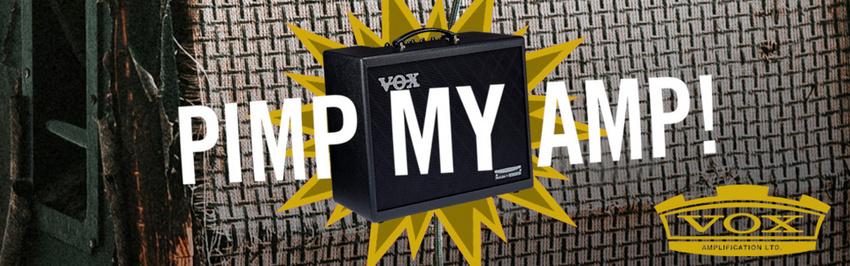 Zeig deinen ranzigen, abgerockten Amp und gewinne den neuen VOX Cambridge50!