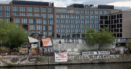 Externe Gründe - Berliner Club YAAM muss wegen maroder Ufermauer schließen
