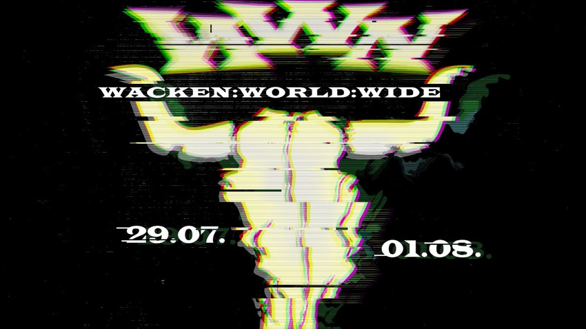 Mit hochkarätigen Acts - Wacken World Wide 2020: das digitale Streaming-Event feiert Premiere