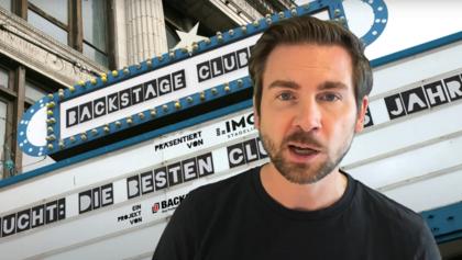 Video-Interviews mit den Gewinnern - BACKSTAGE Clubaward 2020: Das sind eure Clubs des Jahres!