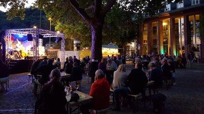 Schluss mit Pause - Karlstorbahnhof Heidelberg: Programm der Sommerbühne steht fest