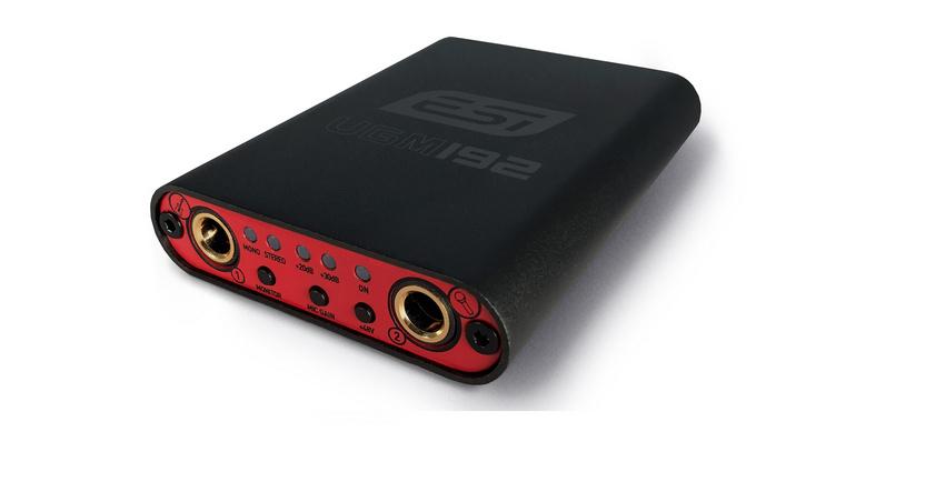 Jetzt im Handel: Der UGM192 High End USB Audio Adapter von ESI