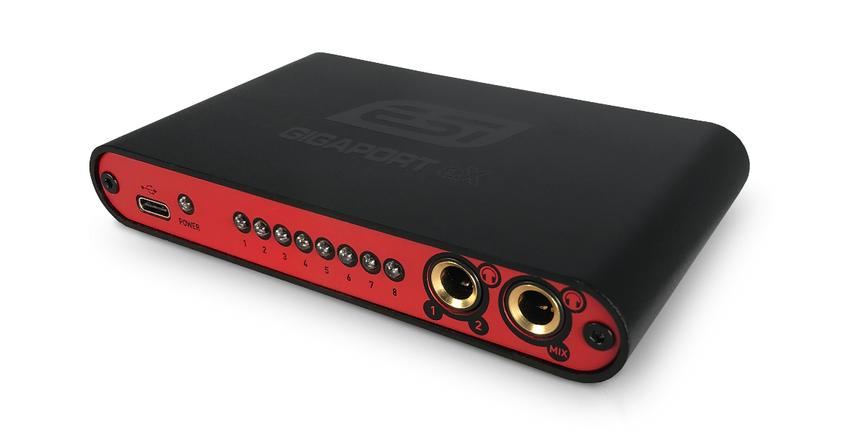 Neu: Das Gigaport eX USB-C Audio Interface von ESI