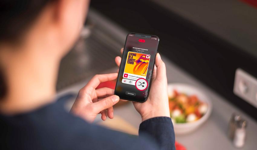 SWR bietet neue Radio-Apps mit Playlist-Feature und künstlicher Intelligenz