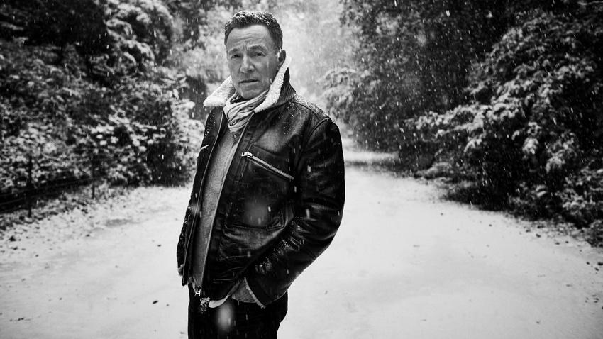 """Bruce Springsteen veröffentlicht neues Album """"Letter To You""""."""
