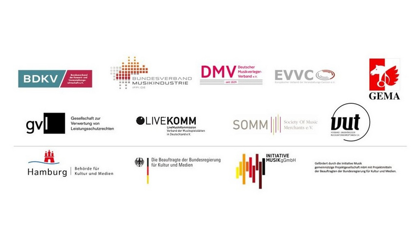 Neue Studien zu Musikwirtschaft und Musiknutzung in Deutschland veröffentlicht