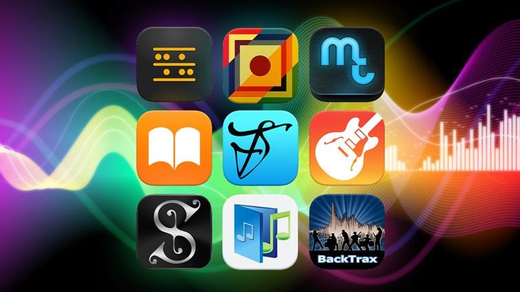 Das t.blog-Team pickt die besten Apps für Musiker