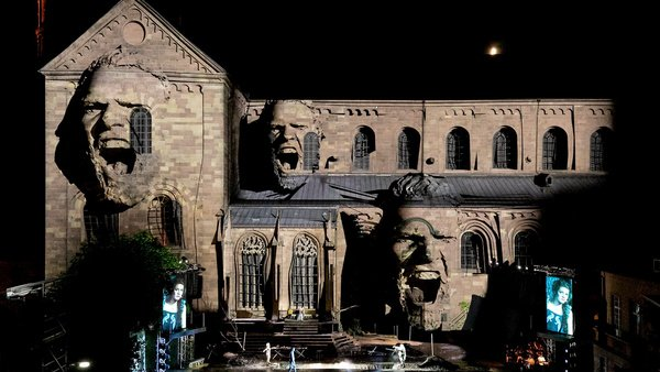 Im Zeichen des Reformators - Nibelungen-Festspiele Worms: 'Luther'-Uraufführung 2021, Herbstprogramm 2020