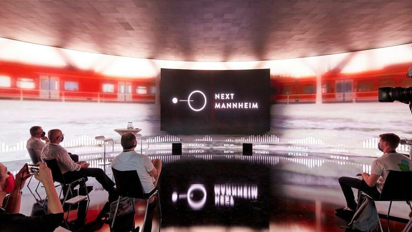 Pressekonferenz Markeneinführung Next Mannheim