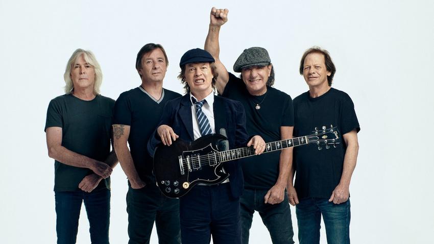 Wiedervereint: AC/DC veröffentlichen neues Album mit alter Besetzung am 13. November.