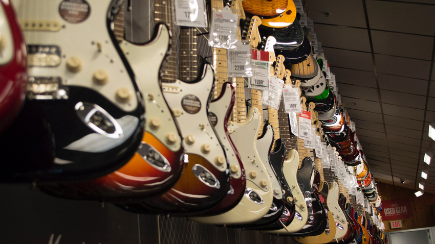 US-amerikanischer Gitarrenmarkt erlebt beispiellosen Boom