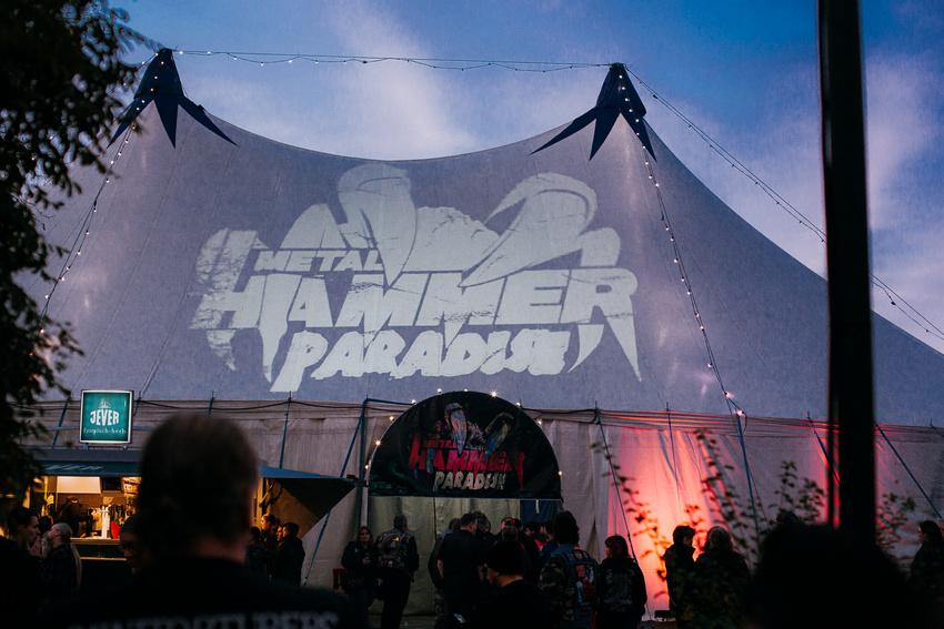 Die Atmosphäre beim Metal Hammer Paradise