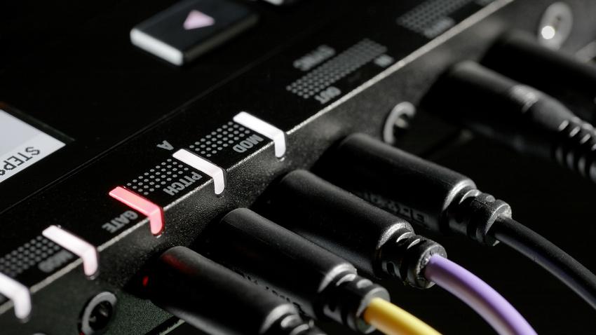 KORG präsentiert den SQ-64 Poly Sequencer