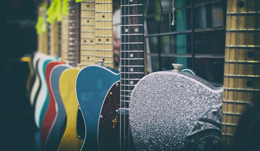 US-Musikinstrumentenhändler Guitar Center meldet Insolvenz an