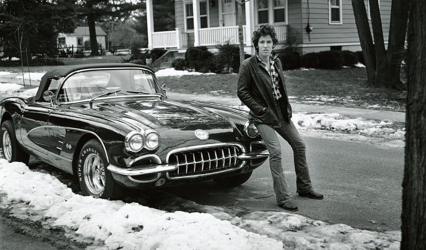 Bruce Springsteen im Jahr 1978