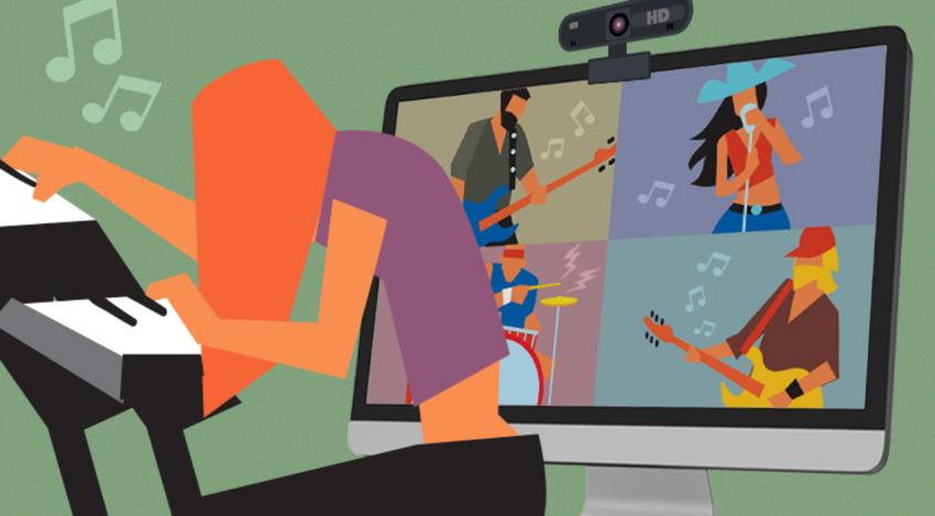 Online-Probe in Corona-Zeiten: Tools für die musikalische Videokonferenz
