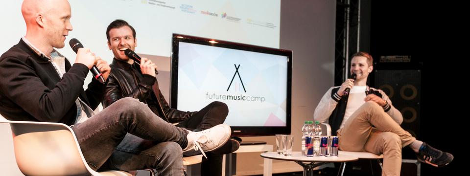 Das Future Music Camp findet 2021 online statt – jetzt als Speaker bewerben!